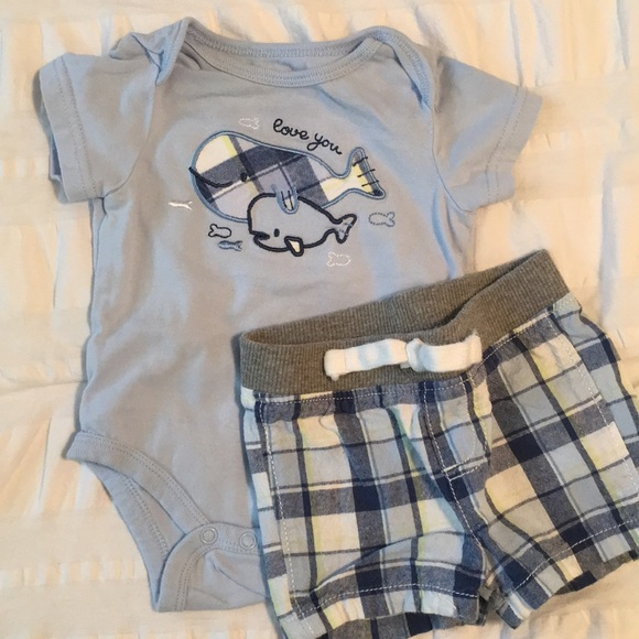 jumping beans Other - Baby boy summer outfit